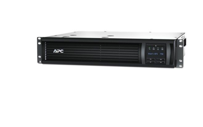 APC Smart-UPS 750VA LCD RM 2U with SmartConnect