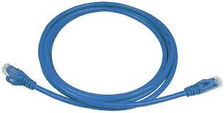 PowerMAX Blue Cat.6 UTP Component Level Patch Cord