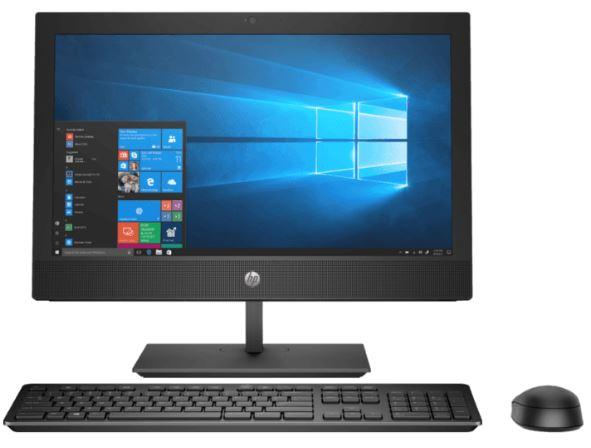 HP ProOne 400 G5 20.0-inch All-in-One Business PC (Non-Touch) Series Desktop